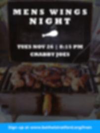 Mens wing night poster...jpg