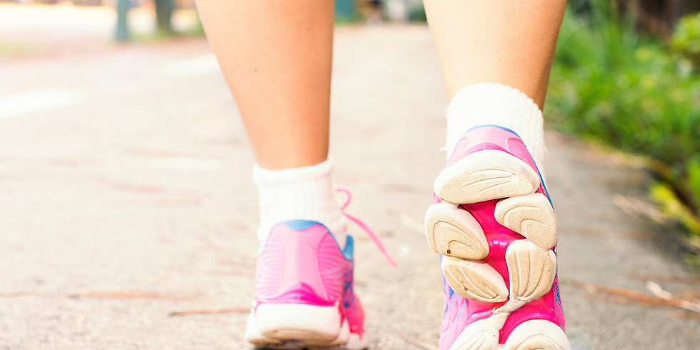 Ladies Walking/Jogging Group (Wednesday's from 7AM - 8AM)