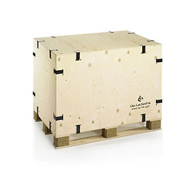 Returnable Plywood Box