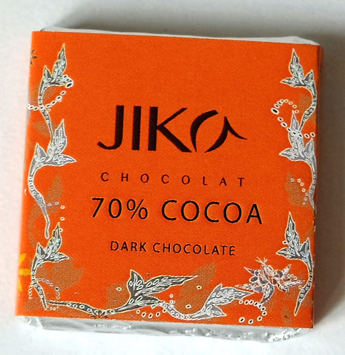 Jika 70% cocoa squares
