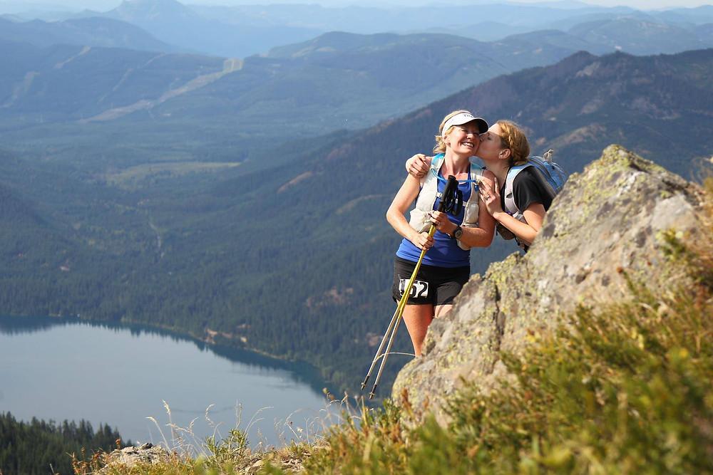 Sophia Walker ultramarathon race