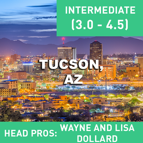 Oct. 15-17th 2021 Tucson, AZ