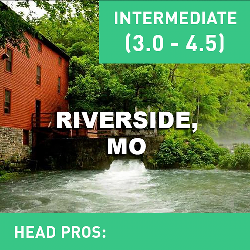 August 6-8th 2021 Riverside, MO