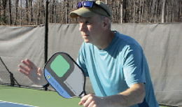 Policing the Pickleball