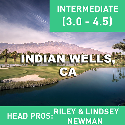 Feb. 5-7th 2021 Indian Wells, CA