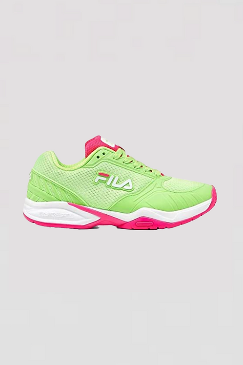 Women's Volley Zone Green and Pink