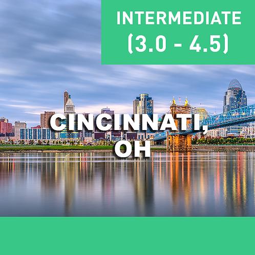 Aug. 13-15th 2021 Cincinnati OH