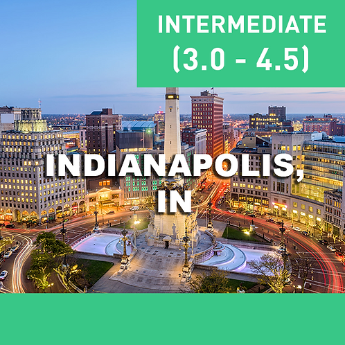 Aug. 20-22nd 2021 Indianapolis, IN