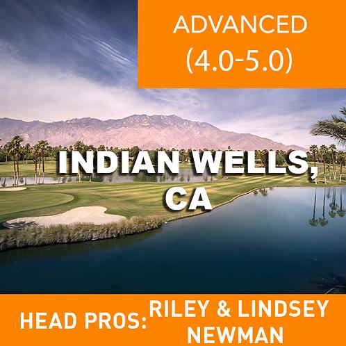 Mar. 15-17th 2021 Indian Wells, CA.