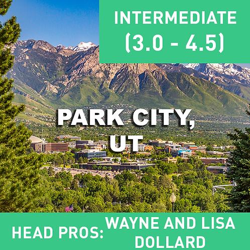 May 21-23rd 2021 Park City, UT