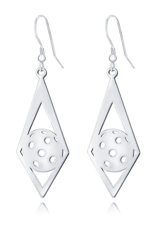 Ball Diamonds (Silver)