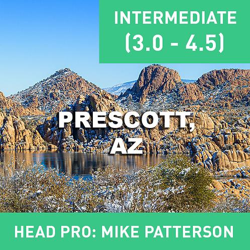Aug. 27-29th 2021 Prescott, AZ