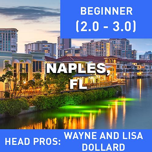 Feb. 12-14th 2021 Naples, FL (Valentines Day)