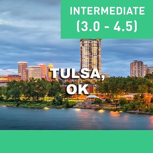 Sept. 24-26th 2021 Tulsa over Oklahoma City