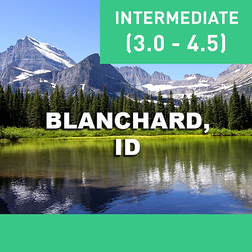 Sept. 17-19th 2021 Blanchard, ID