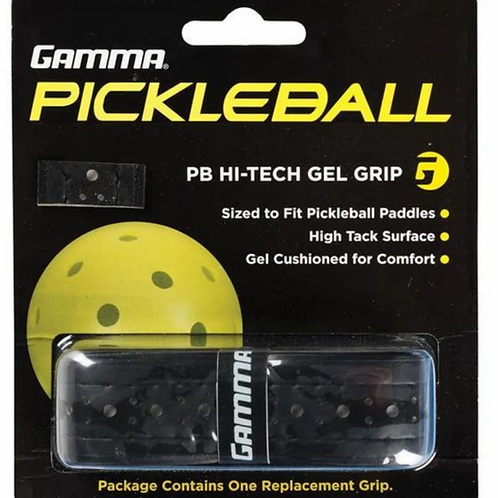 Gamma PB HI-TECH GEL GRIP
