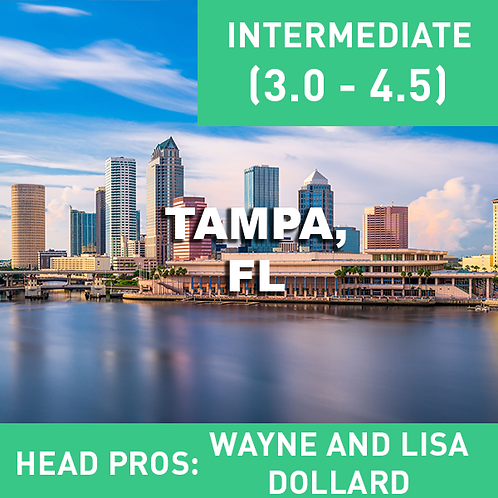 Feb. 17-19th 2021 Tampa or Clearwater, FL