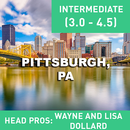 July 23-25th 2021 Pittsburgh, PA