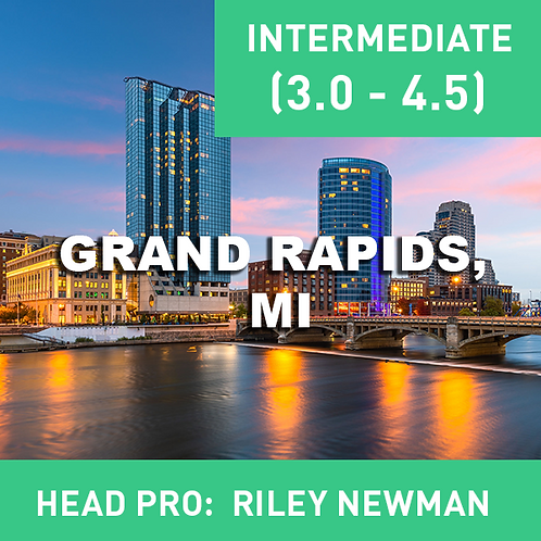 Jun. 4-6th 2021 Grand Rapids, MI
