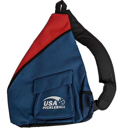 USA Pickleball Sling Bag