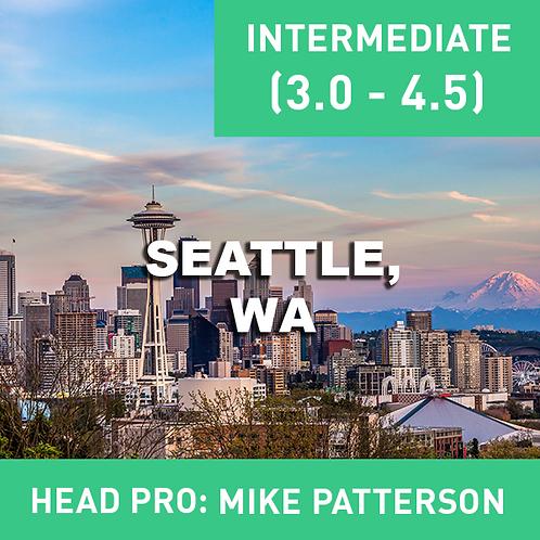 July 9-11th 2021 Seattle, WA