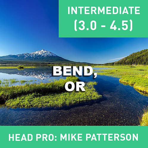 Sept. 10-12th 2021 Bend, OR