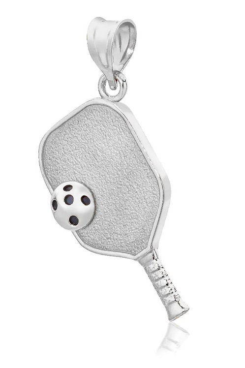Paddle/Ball (Silver)