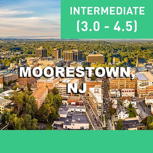 Sept. 10-12th 2021 Moorestown, NJ