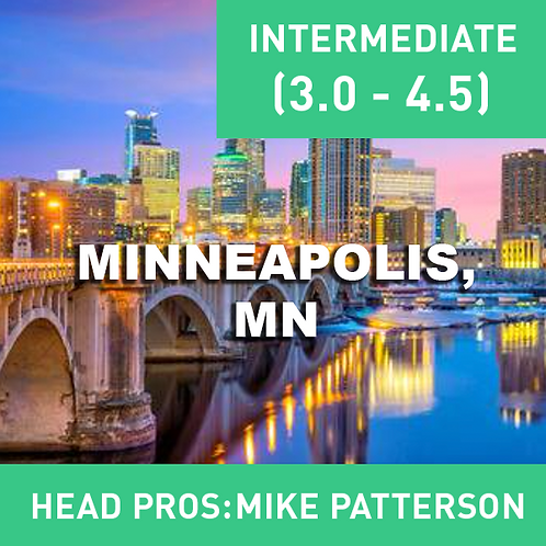 Oct. 22-24th 2021 Minneapolis, MN