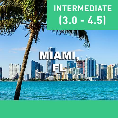 Feb. 26-28th 2021 Miami, FL