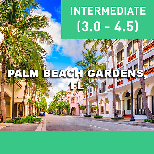 Feb. 22-24th 2021 Palm Beach Gardens, FL