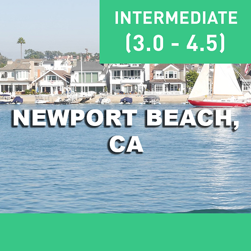 Jun. 25-27th 2021 Newport Beach,CA