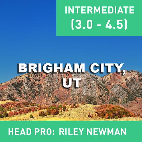 Aug. 23-25nd 2021 Brigham City, UT