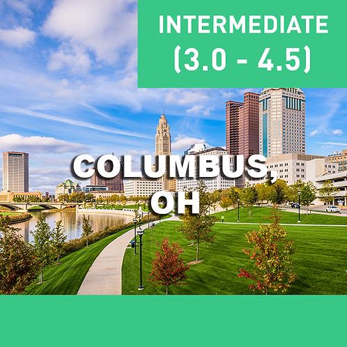 Aug. 13-15th 2021 Columbus, OH