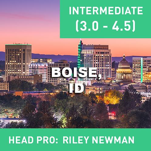 Aug. 27-29th 2021 Boise, ID