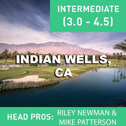 Nov. 1-3rd 2021 Indian Wells, CA