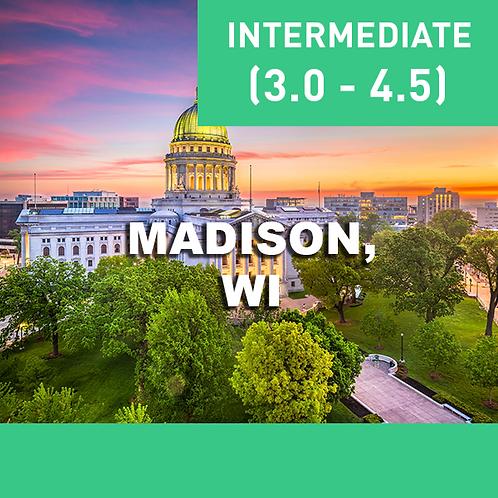 July 23-25th 2021 Madison, WI