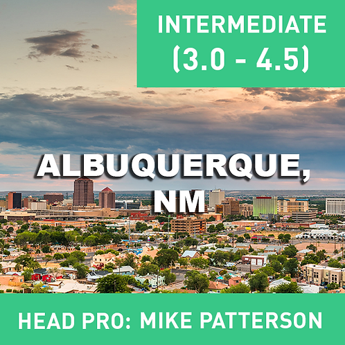 Apr. 9-11th 2021 Albuquerque, NM