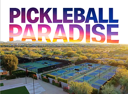 Pickleball Paradise