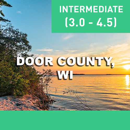 July 19-21st 2021 Door County, WI