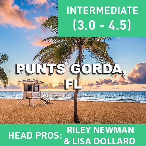 Feb. 22-24th 2021 Punta Gorda, FL (Flyfishing)