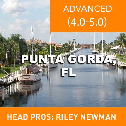 Feb. 22-24 2021 Punta Gorda, FL - ADVANCED CAMP