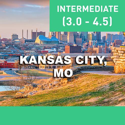 Aug. 6-8th 2021 Kansas City / Wichita, KS