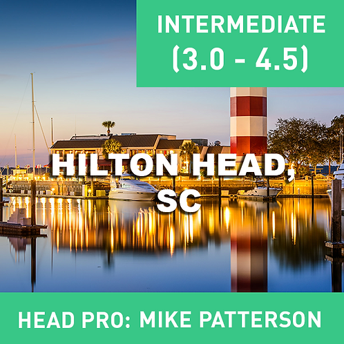 Apr. 30-2nd 2021 Hilton Head, SC