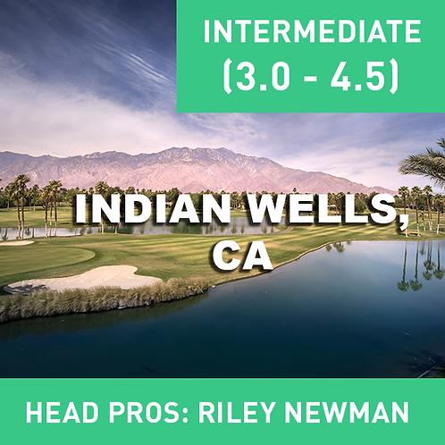 Feb. 9-11th 2021 Indian Wells, CA