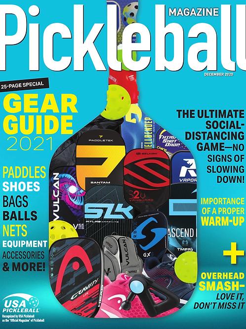 Pickleball Magazine Subscription