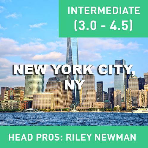 Jun. 25-27th 2021 New York City, NY