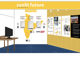 Exhibition Design, Graphic design, Design thinking
