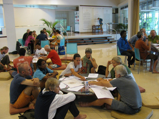 Facilitated Public panel discussion