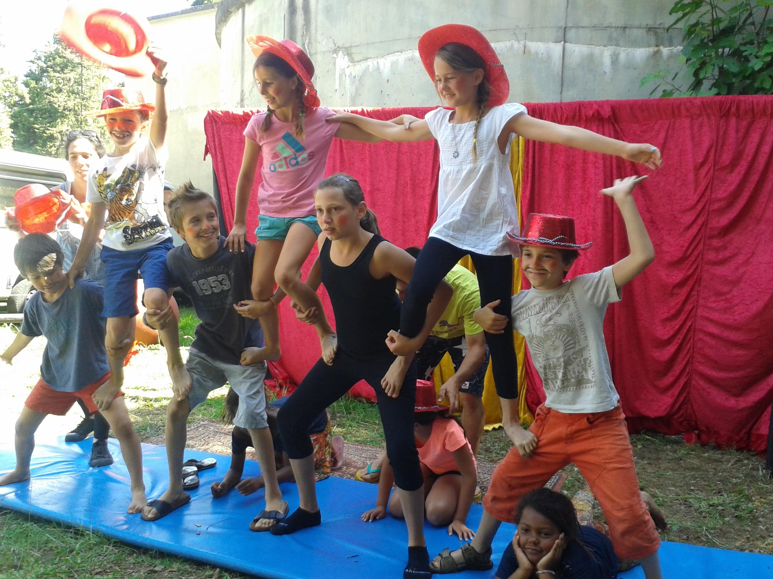 La petite troupe 2014